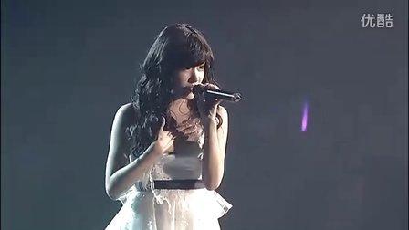 (官方版一巡演唱会)少女时代(Jessica Tiffany) 芭比女孩 焦糖咖啡 (二曲连唱)