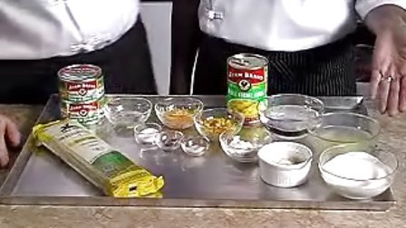 马来西亚美食-雄鸡标罐头041-金枪鱼意大利面精彩食谱