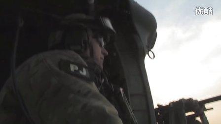 第46远征救援中队坎大哈地区训练2