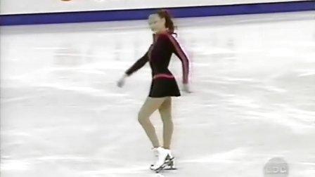 1997年花样滑冰世锦赛陈露SP-take five