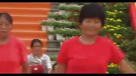 紫云宗地广场舞欢乐中国年