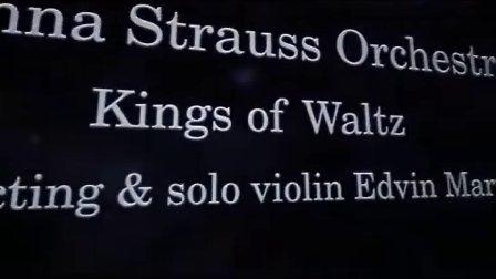 维也纳施特劳斯管弦乐团《蓝色多瑙河》