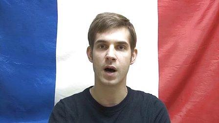 法国巴黎知名景点的读法写法