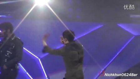 【NK0624bar独家】120225 2PM Hands UP亚洲巡演南京站 讨厌你