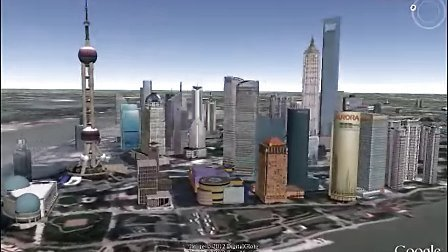谷歌地图上海市