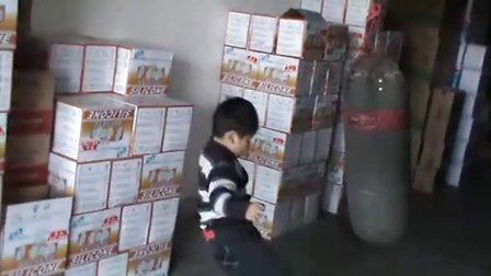 4岁7个月 康辉训练4(哥不是传说 不要迷恋哥)