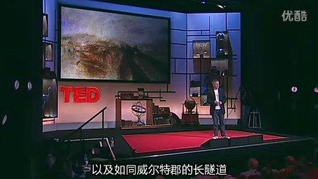 TED,鼓勵設計師放大思考的格局,2009