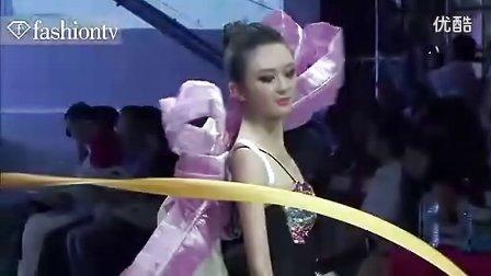 2011新丝路中国大学生模特泳装大赛高清视频