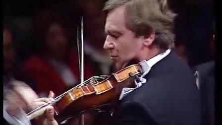 柴可夫斯基《D大调小提琴协奏曲》(Op.35)特列季亚科夫演奏 费多谢耶夫指挥