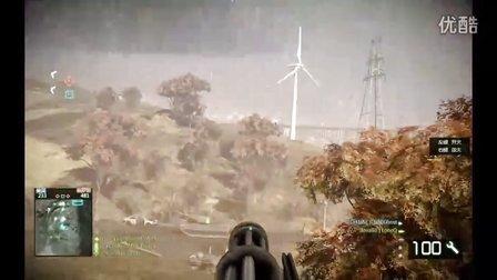 战地:叛逆连队2 网战试玩 征服模式重金属 无敌卿卿作品