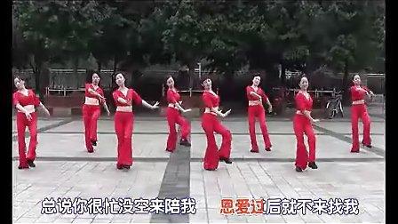 广场舞[伤不起](配歌词字幕)