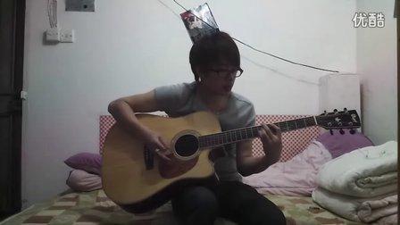 羽泉《奔跑》福州吉他弹唱示范