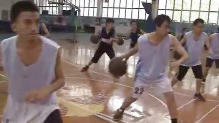 【教学视频】西电体育精品课程:篮球教学视频
