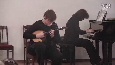 田野静悄悄(维克托罗夫娜、尼古拉耶夫娜演奏)