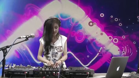泰国著名女DJ Faahsai Garena TalkTalk 53分钟激情演绎串烧