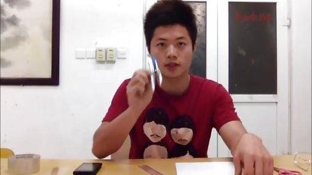 """神奇!!福大技术宅教你制作""""全息3D投影仪"""",屌丝伤不起!!!"""
