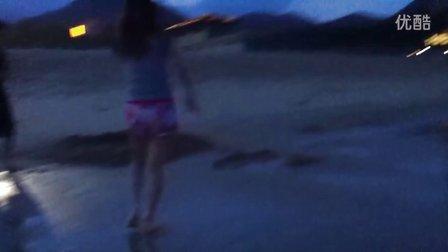 那些年,我们在海边玩水