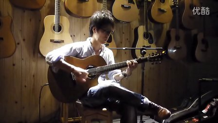 指弹吉他演奏家 GIN 原创曲《天空的猎蝎座》 长沙沁音原声现场