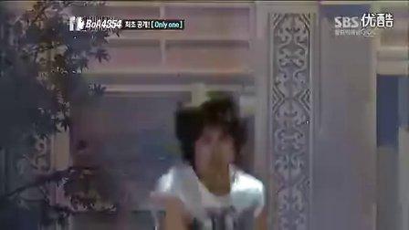 【AE】BoA&允浩《Only One》舞蹈部分(允浩帅呆了)