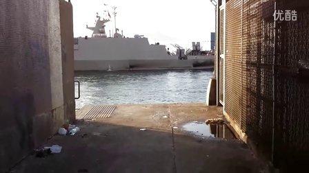 巴国海军1013号导弹艇