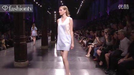 卡夏尔(Cacharel)走道秀-巴黎2012春季时装周