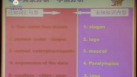 Beijing Olympics-王莉   全国首届小学英语名师立体说课有效教学创新研讨会