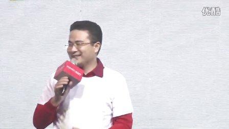 金立集团董事长兼总裁刘立荣致辞