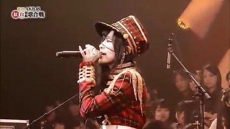 【LIVE】ハートエレキ 松井珠理奈 第3回AKB48紅白対抗歌合戦