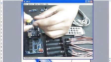 基于Arduino互动电子积木套件教学视频第一集