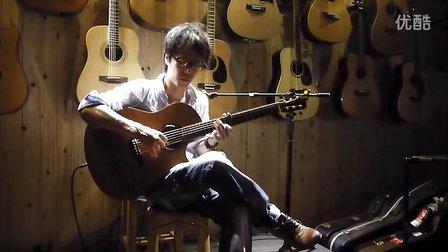 指弹吉他演奏家 GIN 《愿望的樱花》 长沙沁音原声现场