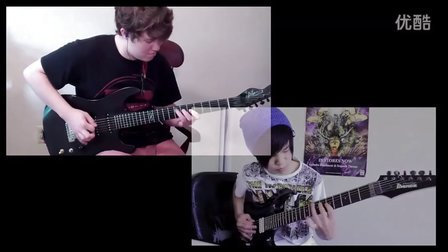 [Estertor] Periphery - Have A Blast (Dual Guitar Cover)