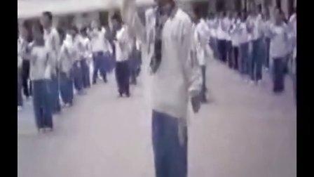 第三套中学生广播体操——最炫民族风版