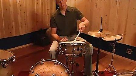 摇滚鼓系统初级