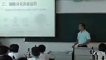 七年级细胞怎样产生物体动物体的结构层次初中生物优质课教学实录视频 1