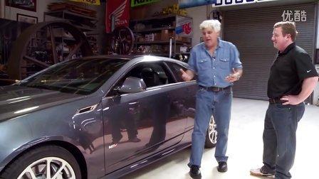Jay Leno试驾Hennessey凯迪拉克CTS-V Coupe改装车