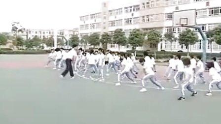 体育五六年级五六年级单元人教课标版庞玲横栏四沙小学
