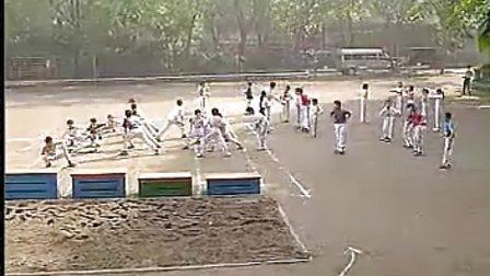 小学二年级体育优质课视频《跳跃游戏》小学体育优质课视频