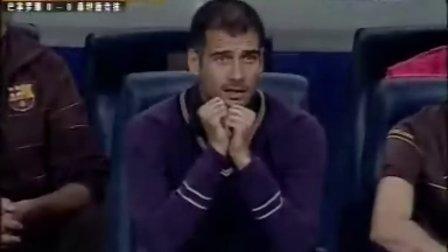 直播吧论坛20080914 西甲第2轮 巴塞罗那VS桑坦德竞技 上半场 CCTV5