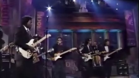 Buddy Guy  Sweet Home Chicago with Eric Clapton Bo Diddley etc