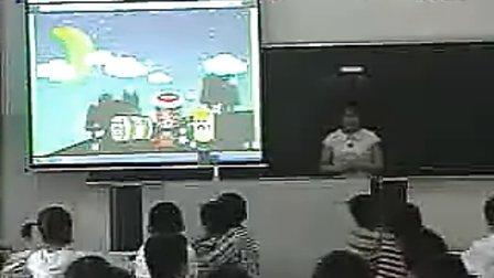 自选商场-公开课课堂实录-人教版小学语文一年级下册 1年级