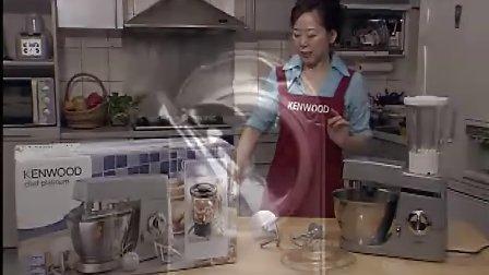 健伍KM800全能厨师机鉴赏美食食谱2