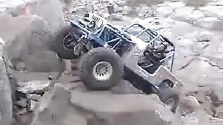 【炫酷车技】牛,越野山地车最惊险的一幕