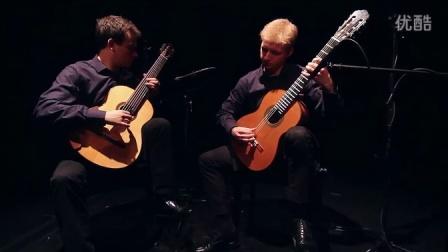 皮亚佐拉《探戈组曲》WochGuzik Duo Piazzolla - Tango Suite
