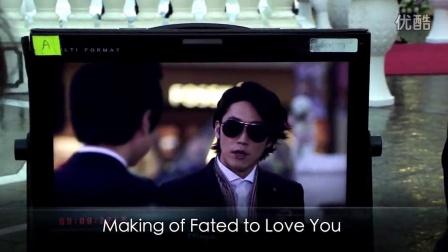 【张赫、张娜拉】MBC命中注定我爱你澳门威尼斯人拍摄花絮