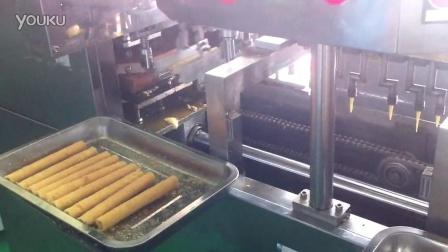 全自动蛋卷机 蛋卷机 脆皮机 半自动蛋卷机 凤凰卷机 食品机械