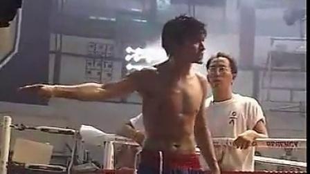 刘德华拍摄阿虎时发脾气-阿虎发脾气了