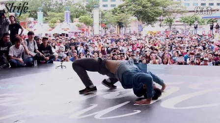 【粉红豹】7 Commandoz _台湾新北市 BBoy City_Breaking