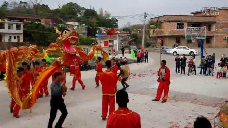 客家春节文化--传统舞龙(兴宁教礼)