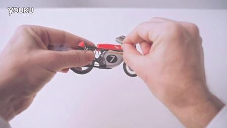 【创意广告】本田非常有创意的短片,讲述Hond