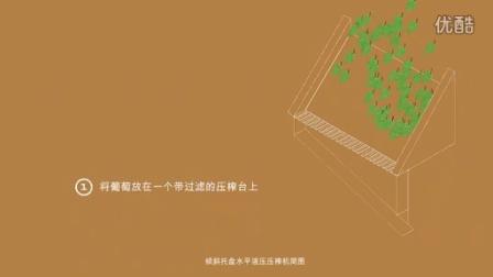 pressoir horizontal hydraulique   水平液压压榨机